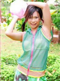 Ae Marikarn pictures at sgirls.net