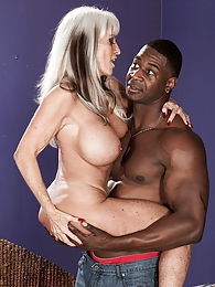 Sally takes on Jax Black's big cock pictures at freekiloporn.com