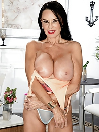 Cum Along With Rita pictures at find-best-mature.com