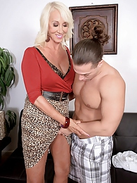 He's Tarzan. She's Gilf pictures at kilogirls.com