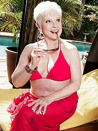 66-year-old Jewel And Her Son's 34-year-old Friend pictures at dailyadult.info