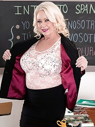 The Principal Is Supposed To Be Your Fuck Pal pictures at lingerie-mania.com