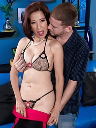 Our First Asian Gilf Takes It Up The Ass pictures at freekilomovies.com
