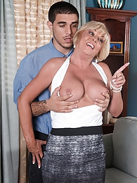 Introducing Our Newest 60something, Scarlet Andrews pictures at kilosex.com
