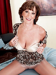 Introducing 60something Sydni Lane pictures at kilovideos.com