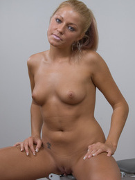 Ariel love to pose for the KHA camera pictures at find-best-tits.com