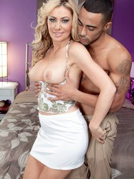 Nothing Strange About Sasha Fucking A Big, Black Cock pictures at kilopics.com