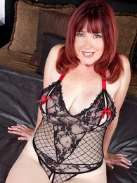 Redheaded Super-slut Heather Gets Dp'd pictures