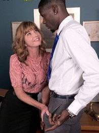 The Boss Loves Big, Black Cock pictures at kilovideos.com