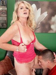 A Creampie For Kay pictures