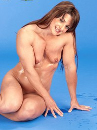 Muscle Milf pictures at kilogirls.com