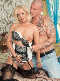 Cock for Coco pictures at lingerie-mania.com