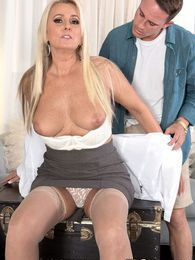 Madison Milstar Presents Dallas Matthews In Her Xxx Debut pictures at find-best-tits.com