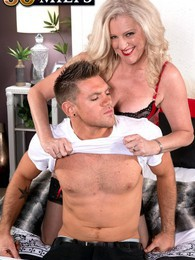 Val Gets Into Porn, And A Porn Stud Gets Into Val pictures at kilogirls.com