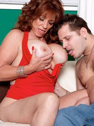 A Very Loud, Very Horny Redhead Named Sheri pics