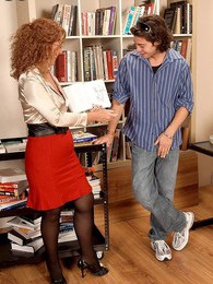 Demi And The Young Dude pictures at find-best-videos.com