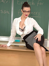 Hot For Teacher pictures