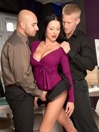 Fuck Business. Big Tits Cum First pictures at freekilosex.com