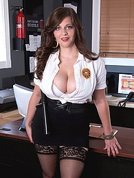 Campus Cop pictures at lingerie-mania.com