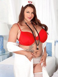 Nurse Terri Jane To Emergency Ward K pictures at lingerie-mania.com