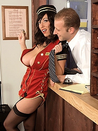 Front Desk Fling pictures at find-best-pussy.com