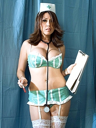 Fuckin The Nurse pictures at lingerie-mania.com