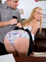 Tutored Tush pictures at find-best-panties.com