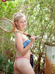 Racquet Rack pictures at kilovideos.com