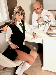 Naughty Schoolgirl Of Your Dreams pictures at kilogirls.com