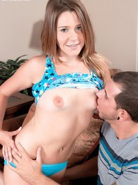 Bad Girl In Braces pictures at kilosex.com