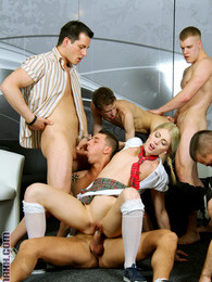 Bisexual hot dudes porking butts during cute fuck party pictures