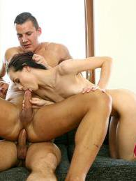 Fuck him in the ass while he licks her pussy why not try it? pictures at find-best-mature.com