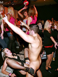 Hot and wild drunk partiers sucking and fucking everywhere pictures at sgirls.net
