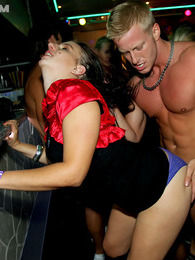 Drunken hot sluts enjoy getting banged at this crazy party pictures at sgirls.net