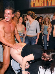 Fire breathing dude screws many chicks at a big sex party pictures at find-best-hardcore.com