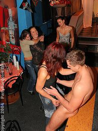Hot girls sucking guy strippers cocksand fucking in a club pictures