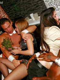 Smoking hot hotties nailed by horny male strippers hard pictures at sgirls.net