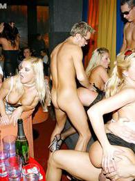 Hot chicks get drunk and have wild sex orgies with guys pictures at sgirls.net