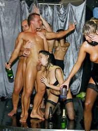 Naughty drunken sluts party hard and have hot sex at party pictures