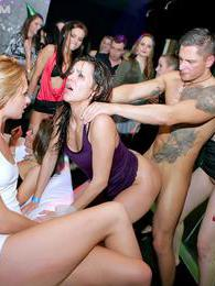 Boozed up horny girls in sex orgy go beyond their limits pictures at kilopics.com
