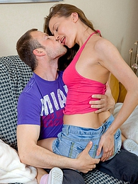 Teen Casey gets anally fucked and facialized by a big prick pictures at kilogirls.com