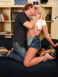 Very sexy naked teenage sweetheart nailed hardcore by cock pictures at freekilomovies.com