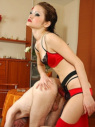Appalling cutie adding some spice with strap-on in outrageous intercourse pictures at find-best-panties.com