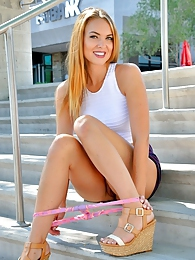 Cosima Leggy Hottie pictures at dailyadult.info