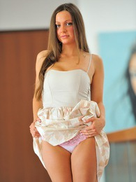 Girl next door Abigail pictures at adipics.com