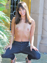 Casy takes off her pants pictures at nastyadult.info