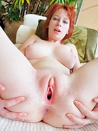 Zoey and the huge dildo pictures at find-best-panties.com