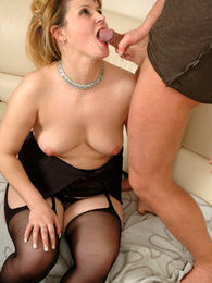 Sultry mature business woman seducing a guy into a breathtaking cock break pictures at dailyadult.info