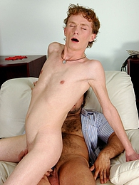 Skinny gay guy ready for everything getting his asshole fingered and poked pictures at find-best-hardcore.com