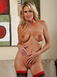 Bridgett wants it rough in her bedroom! pictures at find-best-mature.com